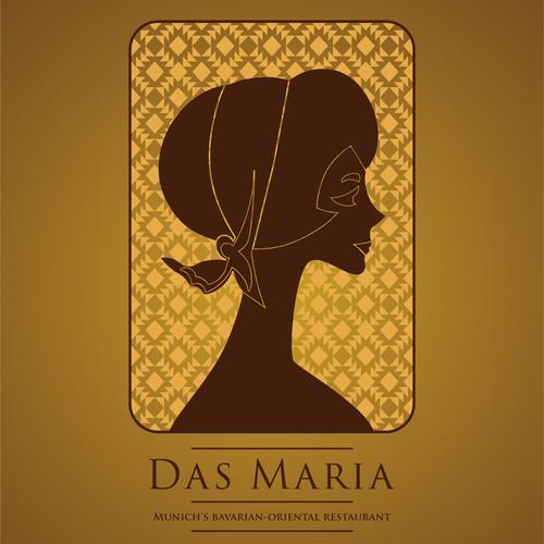 """""""das Maria"""" - Munich's bavarian-oriental restaurant"""