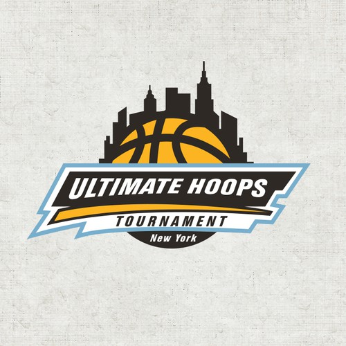 for basketball tournament