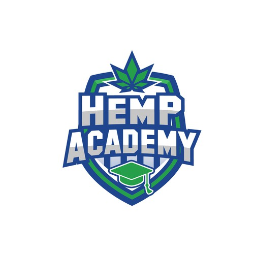 Design a logo for a hemp academy