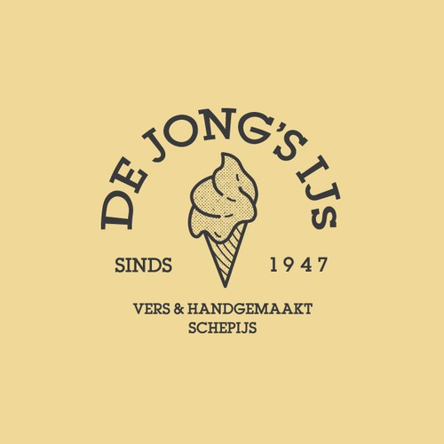 Ice Cream Brand Based In Holland