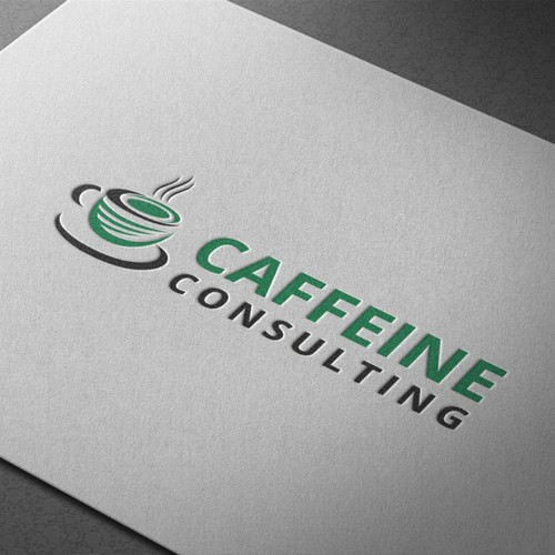 Caffeine Consulting needs a new logo