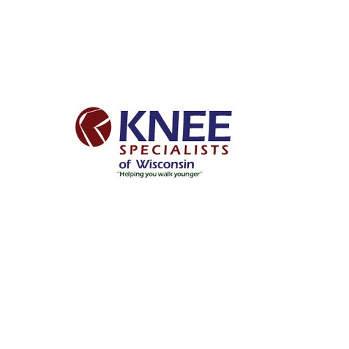 Help Knee Specialists of Wisconsin with a new Logo Design