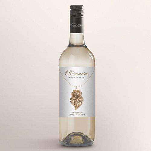 Romarias Portugese White Wine