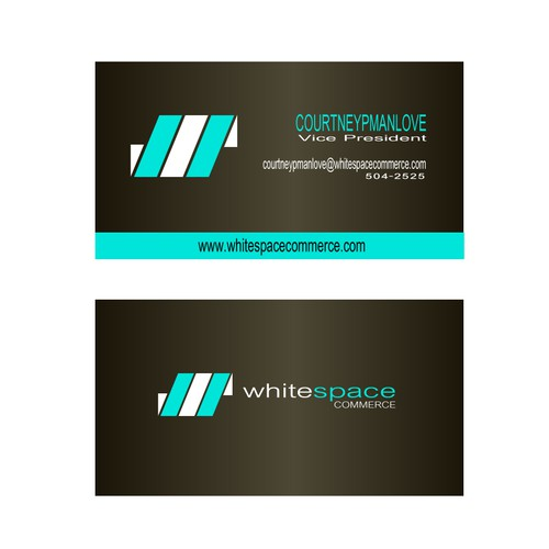 New logo wanted for White Space Commerce