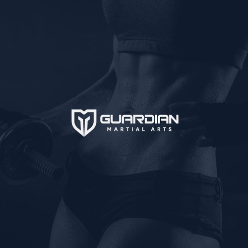 Logo For Guardian Martial Arts