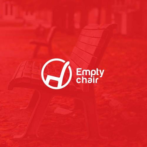 Logo design concept for Empty Chair