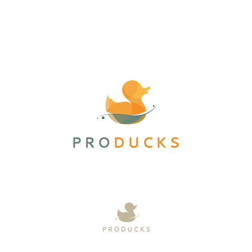 Logo for digital products company