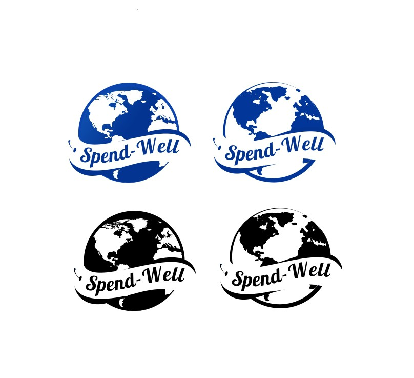 Create the logo for Spend-Well