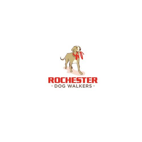 Dog Walkers Logo