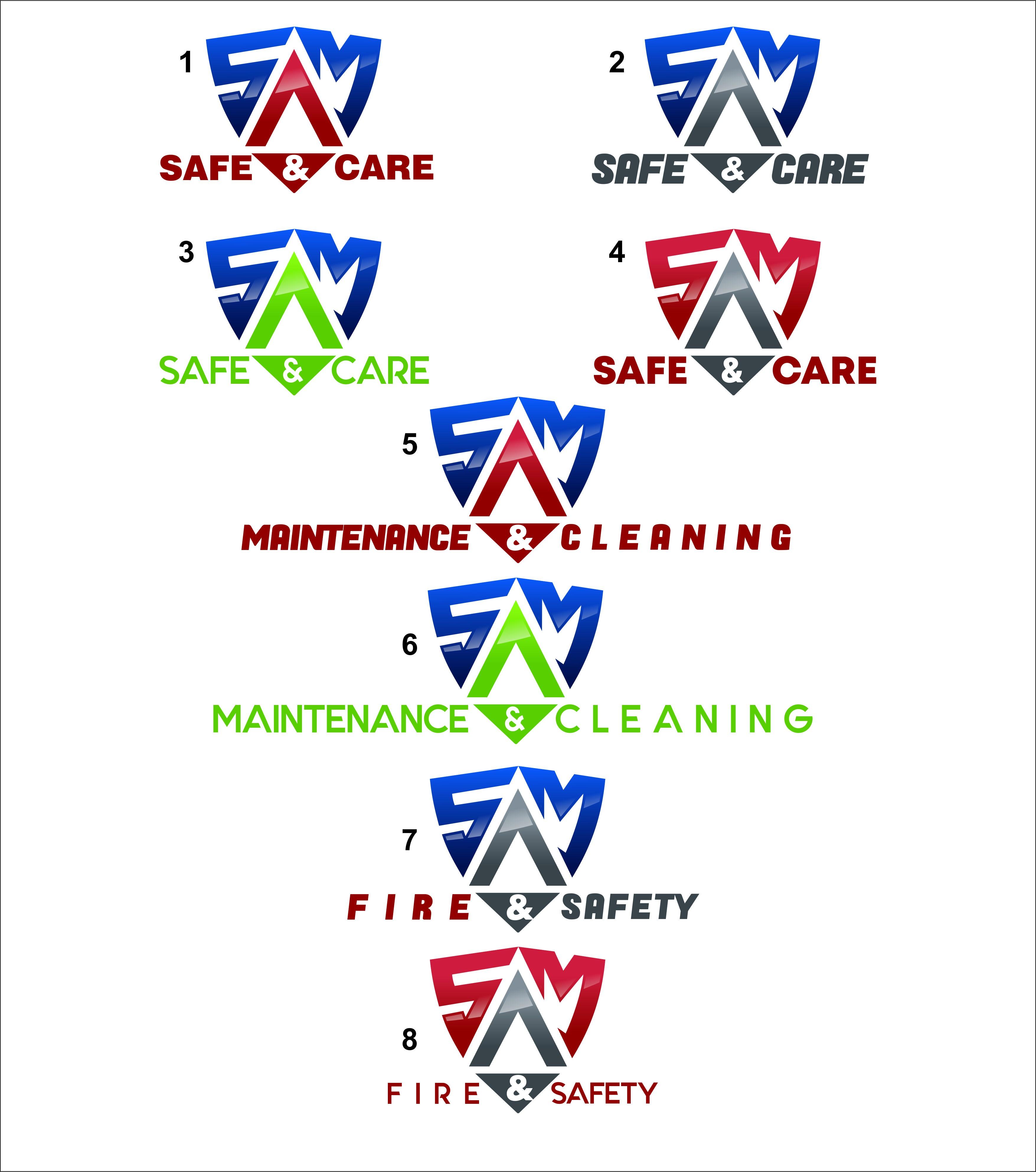safety and maintenance company need logo