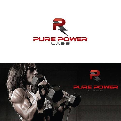 Sports Nutrition Company seeking a powerful looking logo