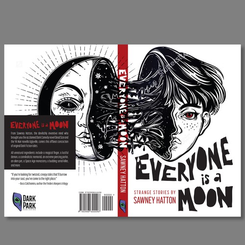 cover for Everyone is a Moon