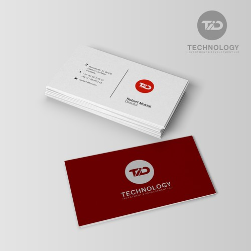 Modern Logo for Tech. COmpany