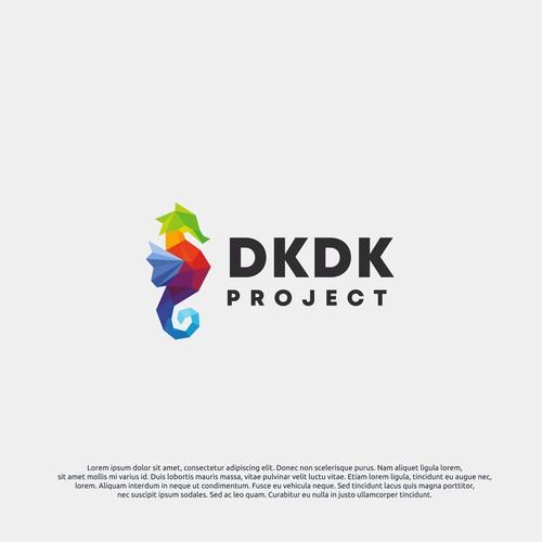 logo concept for DKDK