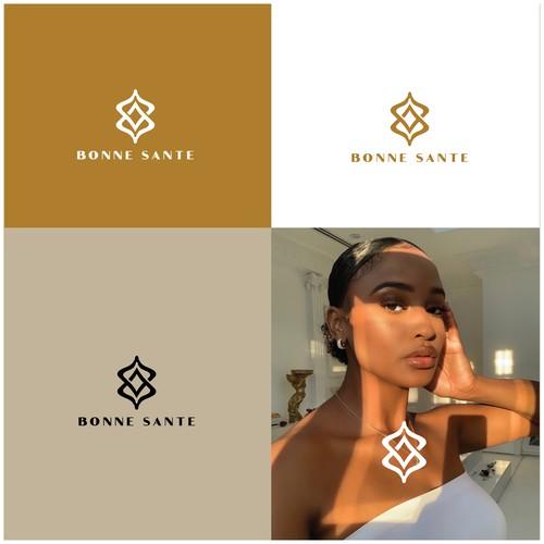 Bold concept for Bonne Santé