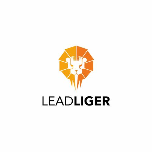bold logo for lead liger