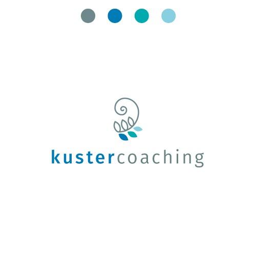 Logo und Website für kustercoaching