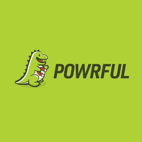 """Powrful"" T-Rex"