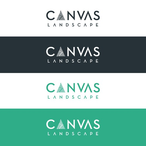 Create a cool logo for a Southern California landscape company!