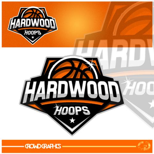Hardwood Basketball