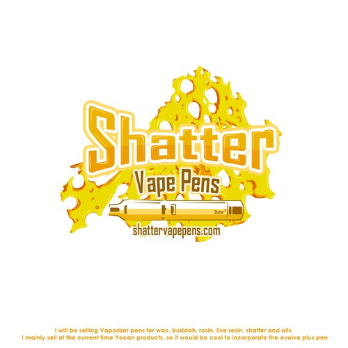 Shatter Vape Pens