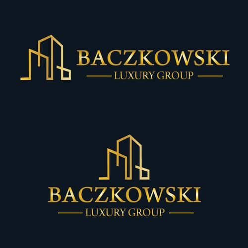 Luxury Chicago real estate  logo design- creative freedom welcome!