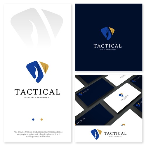 Logo concept for Tactical