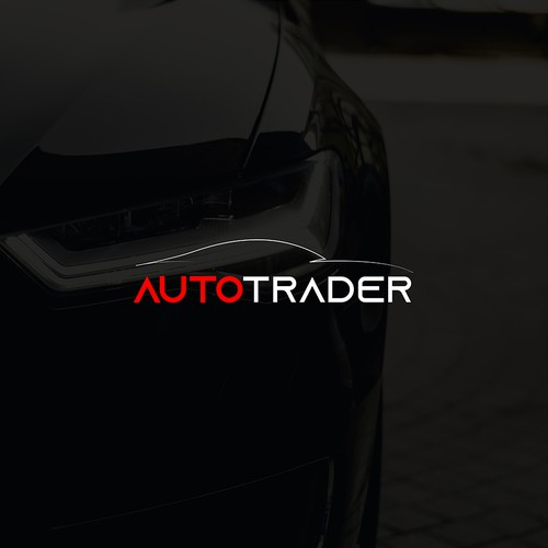 Elegant logo for Car sales