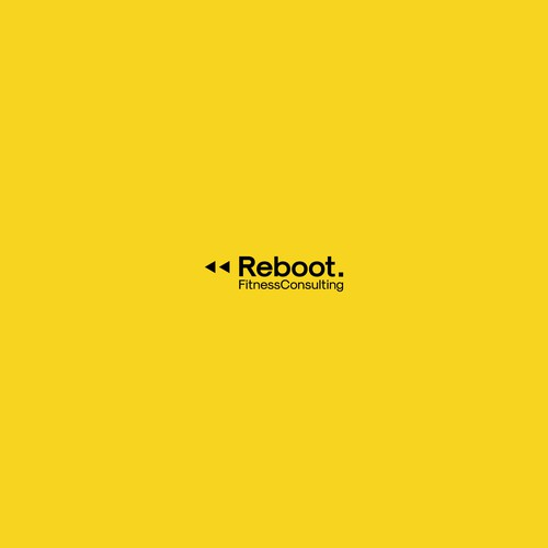 Bold Logo design for Reboot.