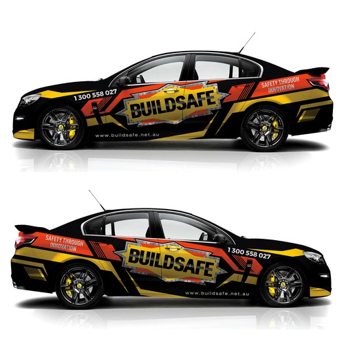 Get creative with Buildsafe Car Designs!