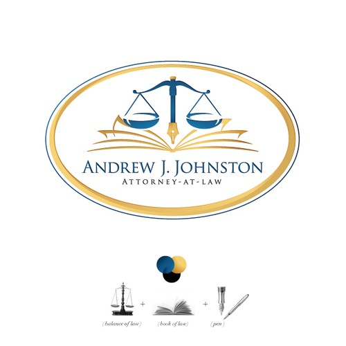 logo for Andrew J. Johnston, Attorney-at-law