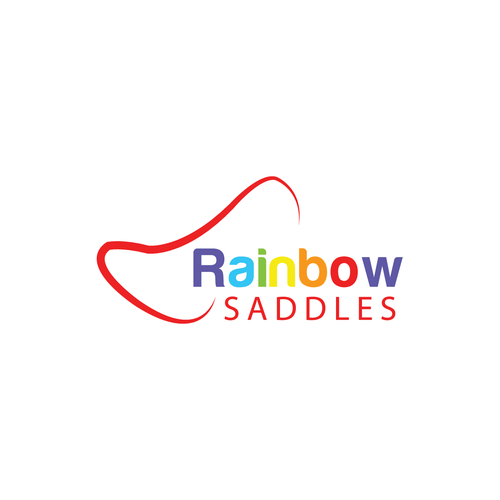 Rainbow Saddles needs a new logo