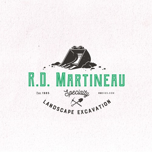 logo for R.D. MARTINEAU