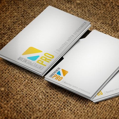 """Logo concept """"EntrepreneurPro"""""""