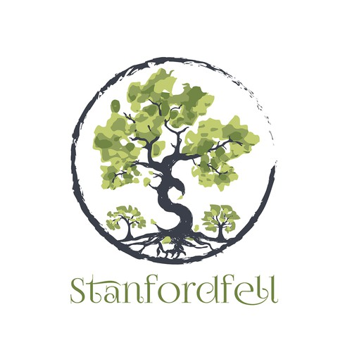 Logo design for Stanfordfell Family