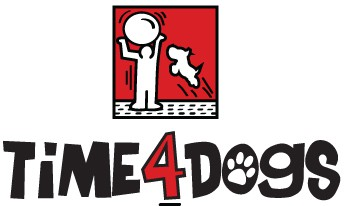 Time 4 Dogs needs a new logo