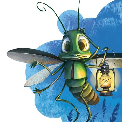 Illustration for Children's Magazine