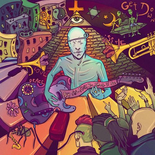 Underfluked - Funky album cover