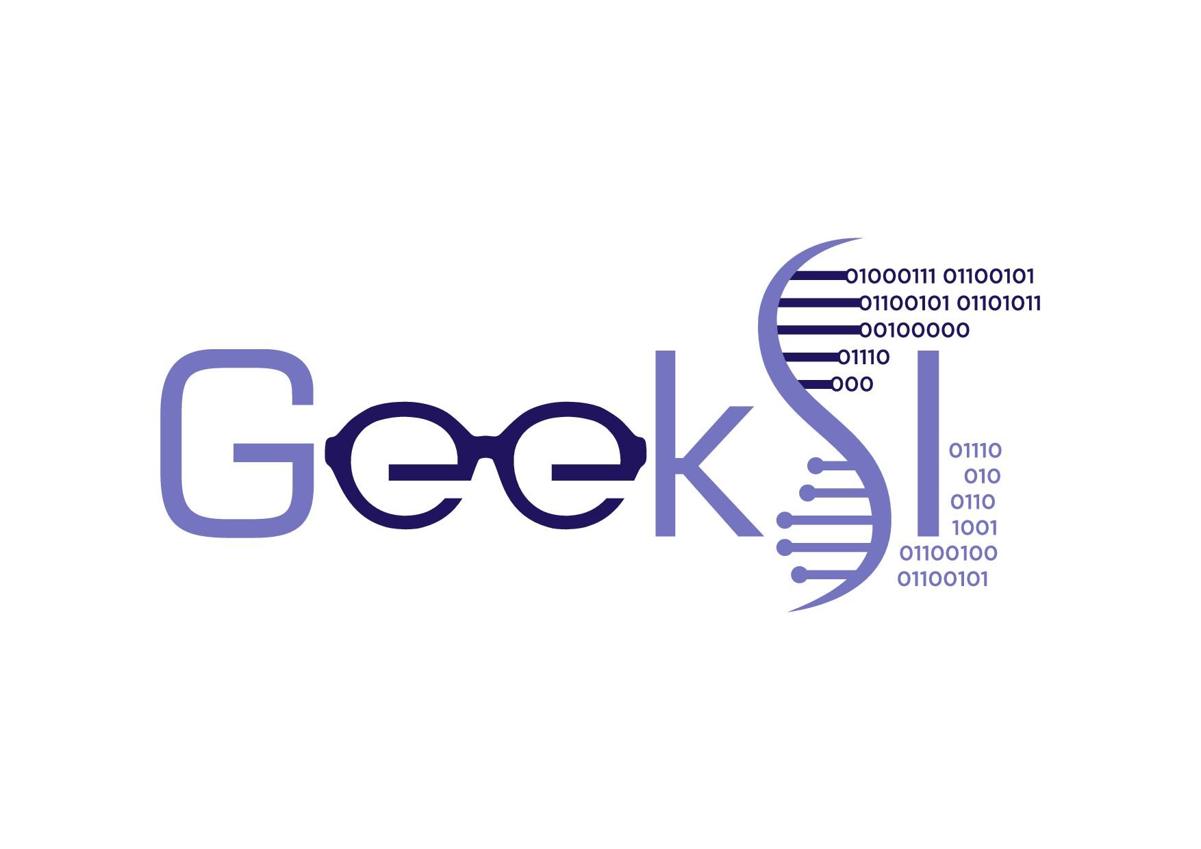 Design a New Tech Logo for GeekSI