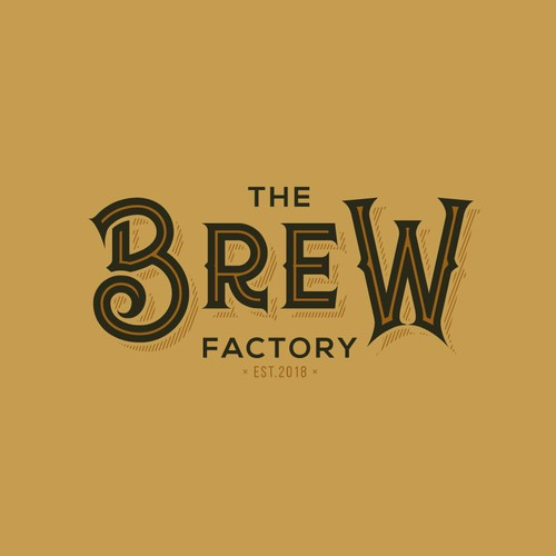 Logo for The Brew Factory