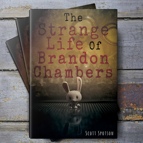 The Strange Life of Brandon Chambers Book Cover