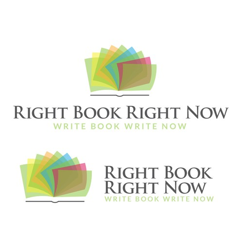 Right Book Right Now logo
