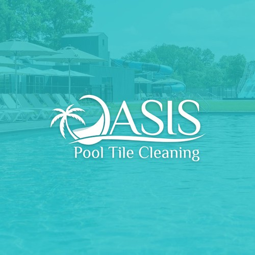 Oasis - Pool Tile Cleaning