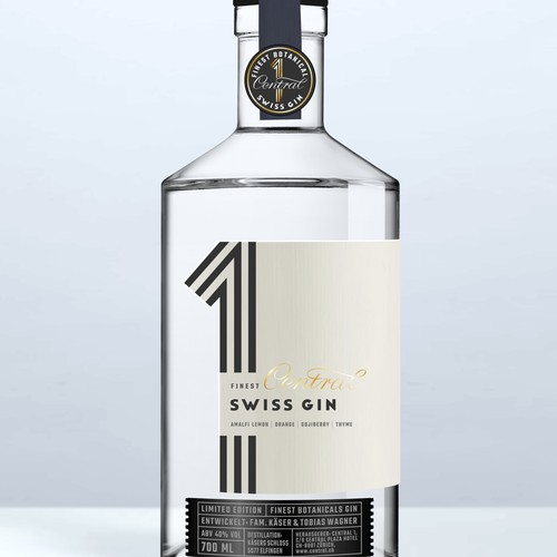 swiss gin