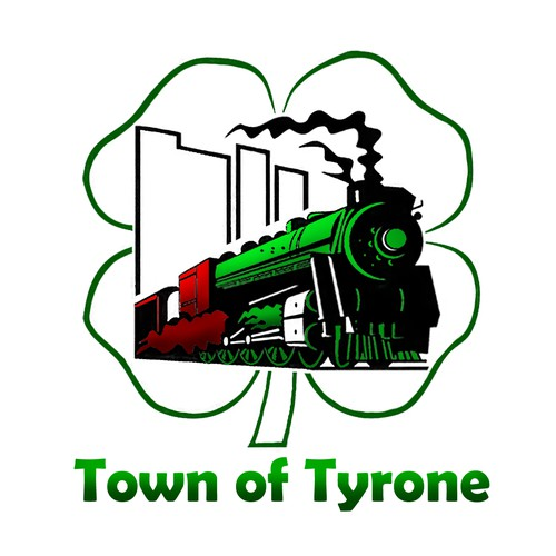 town  of ttyrone