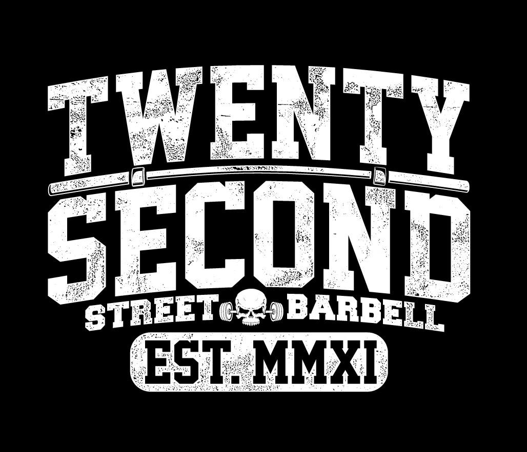 22nd Street Barbell Summer 2017 Design