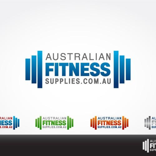 australian fitness logo