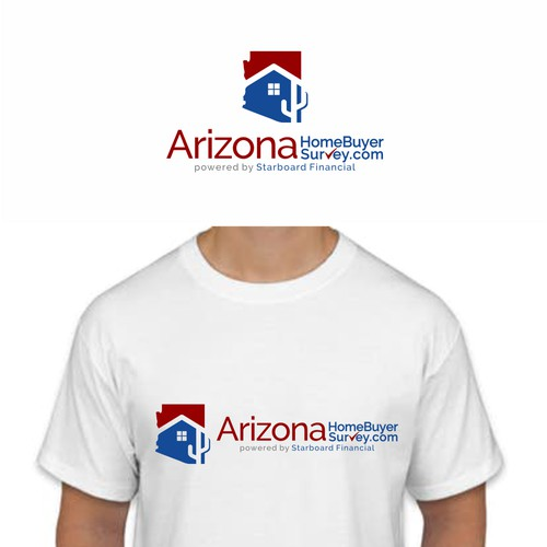 logo concept for ArizonaHomeBuyerSurvey.com