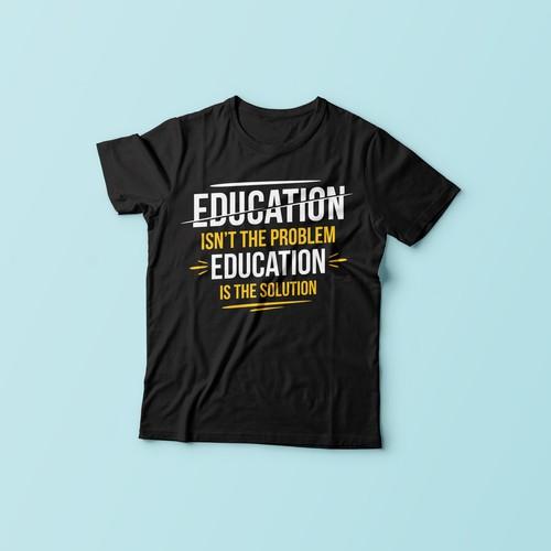 Education Tee