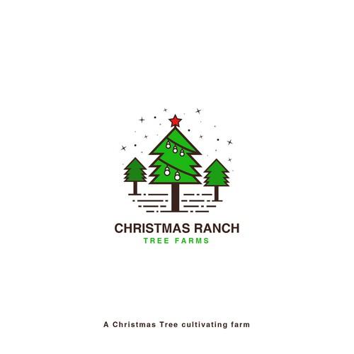 Logo for Christmas Tree Firm